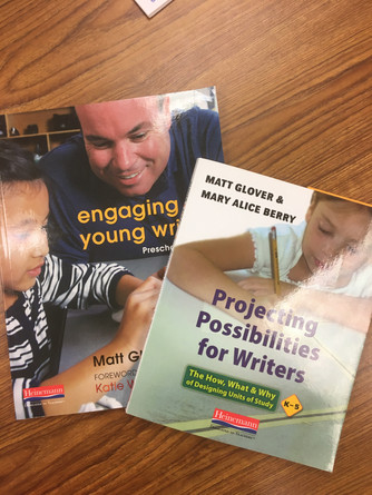 Book Review: Projecting Possibilities for Writiers