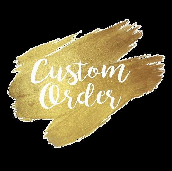 Custom Order Ornament