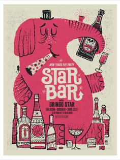 Chrome Castle at Star Bar