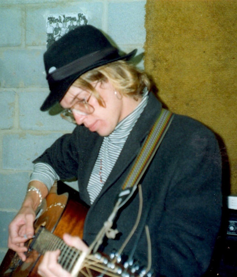 Blind Lemon Pie early days with Spencer Frye