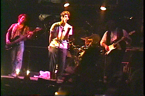 Blind Lemon Pie at CBGB's NYC