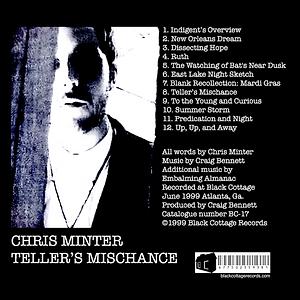Chris Minter LP