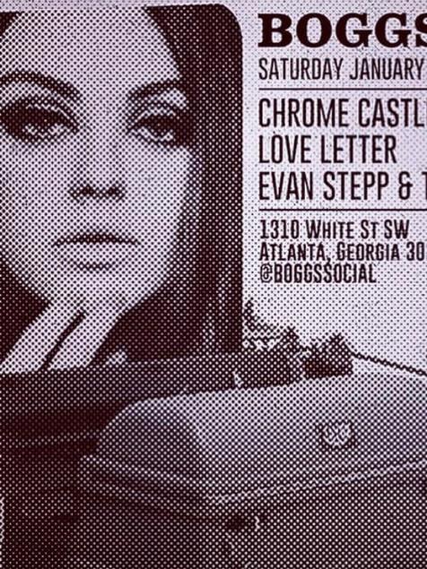 Chrome Castle at Boggs