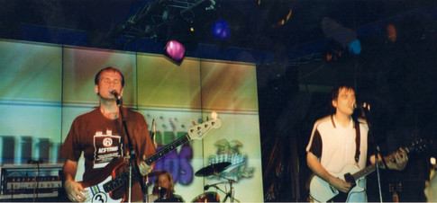 Cork- 1996 Olympics, Underground ATL show