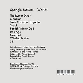 Spangle Makers Worlds LP