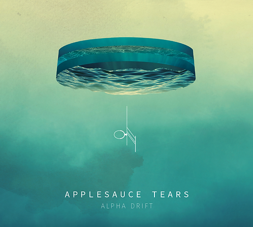 Applesauce Tears Alpha Drift LP