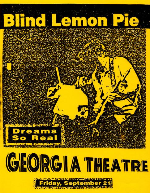 Blind Lemon Pie with Dream So Real