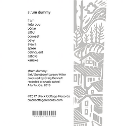 strum dummy debut LP
