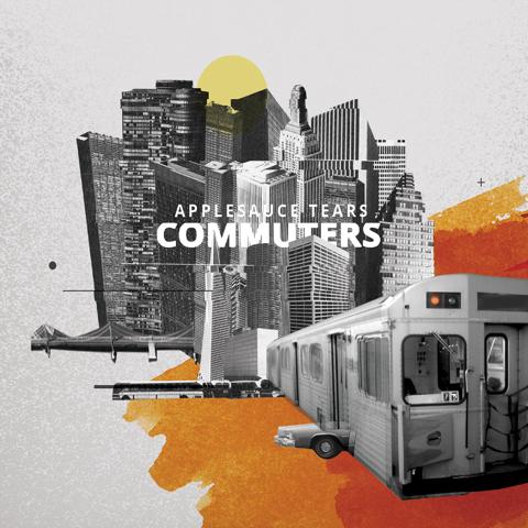 Applesauce Tears - Commuters LP