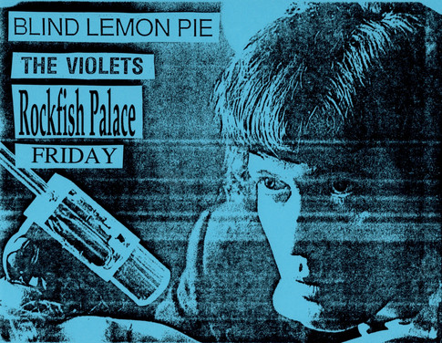 Blind Lemon Pie with The Violets