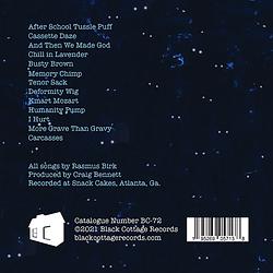 Rasmus Birk Cassette Daze LP