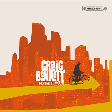 Craig Bennett Faster Forward LP