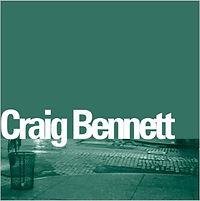 Craig Bennett More City Coffee Poet Cracked Single