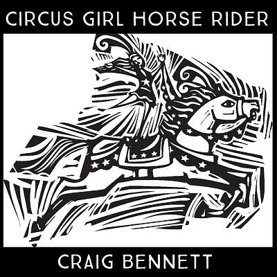 CB Circus Girl Horse Rider