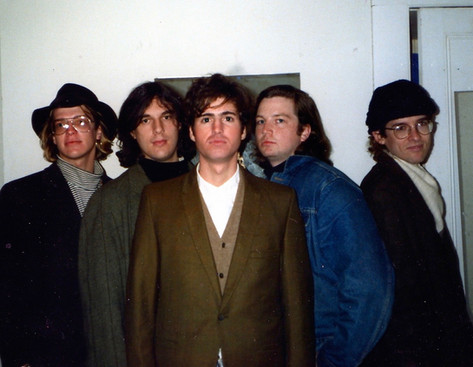 Blind Lemon Pie first band pic
