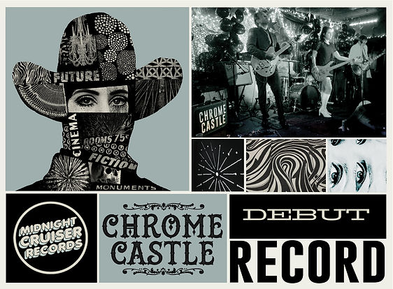 Chrome Castle on Midnight Cruiser Records