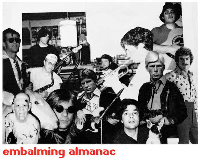 Embalming Almanac