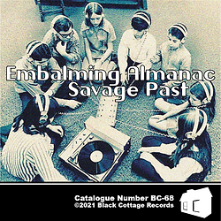 Embalming Almanac Savage Past LP