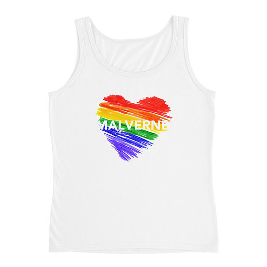 Malverne Rainbow Ladies' Tank