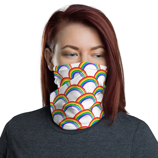 Rainbow Neck and Mouth Cover