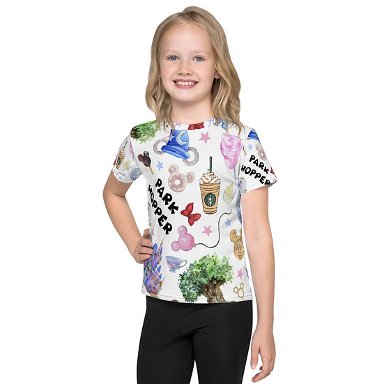 Park Hopper Kids T-Shirt