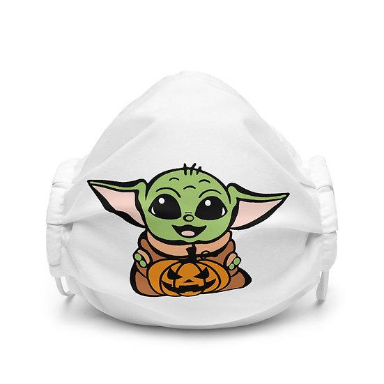 Baby Alien Face mask