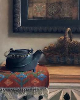 "Cindy Gillett ""Textures of Home"""