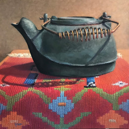 """Cindy Gillett """"Cast Iron and Wool"""""""