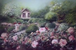 "Yuliya Campbell ""A Sanctuary"""