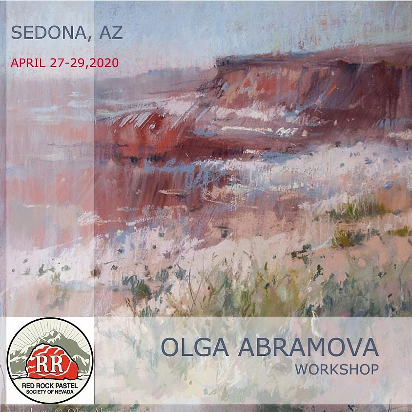 """Olga Abramova Workshop """"Emotional light and color in florals and more"""""""