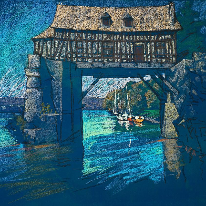 Sergei Pietila Landscape Workshop