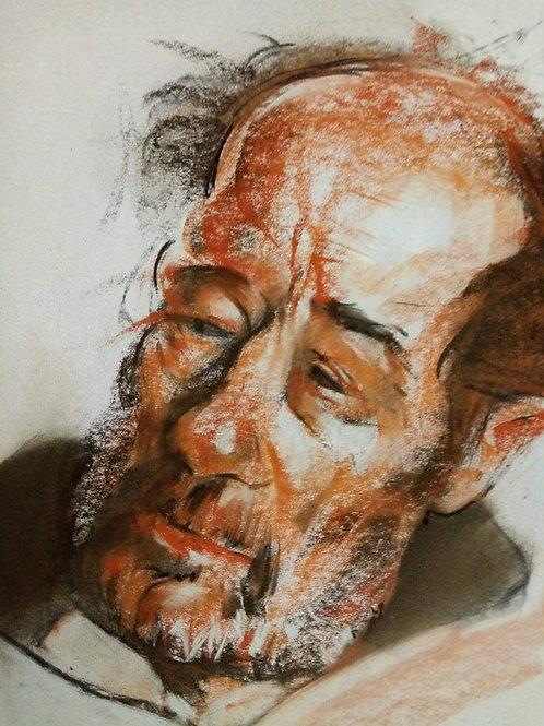 Sergei Pietila Portrait Lesson