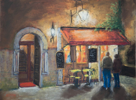 Don Smith: From Photography to Fine Art Of Pastels