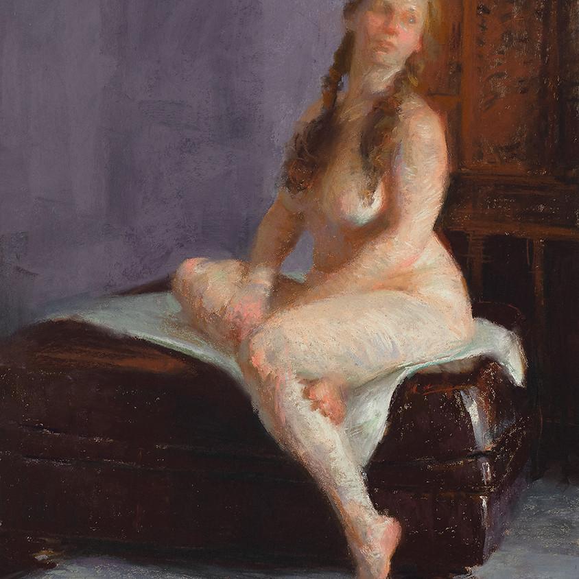 "Corey Pitkin Zoom Workshop ""The Nude"""