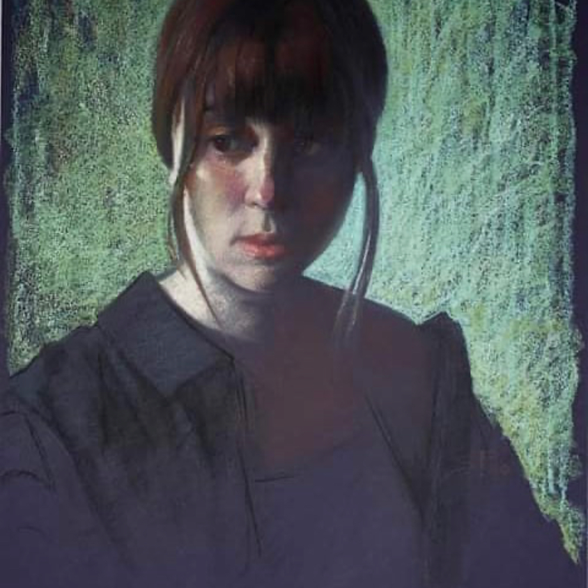 Sergey Pietila . Intro into Pastel Portrait