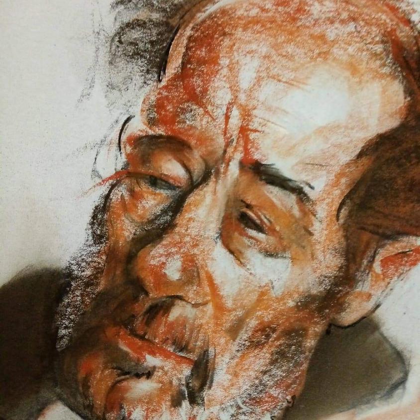 Sergey Pietila. The Role of Light in Pastel Portrait