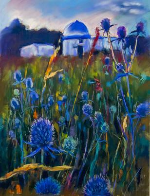 """Lilia Epifanova """"Blue Summer"""""""