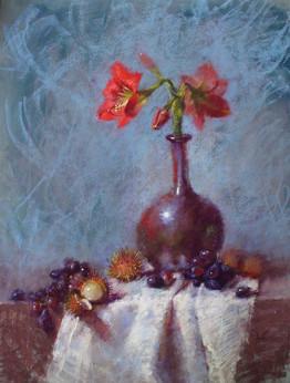"Evgeniya Mio ""Red Flower"""