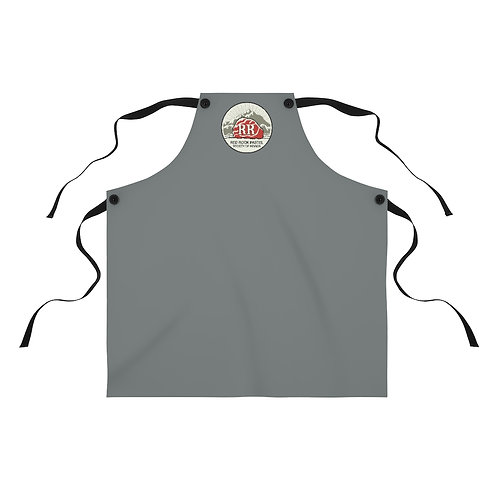 Red Rock Logo Apron