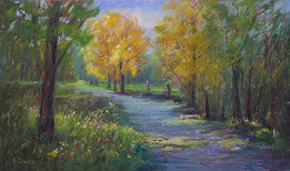 "Sherri Davis ""Autumn Light"""