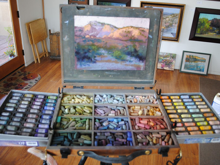 Richeson Art - Debrosky Sunlight and Shadow Sets