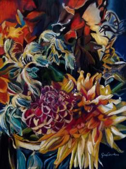 "Gina Carstens ""Summer Tapestry"""