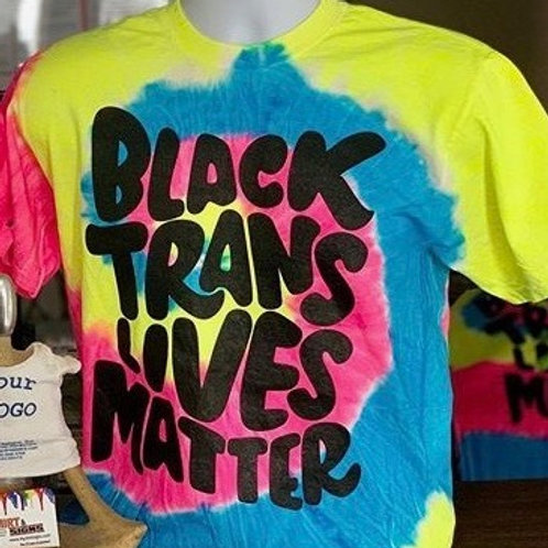 Black Trans Lives Matter - San Jose Strong