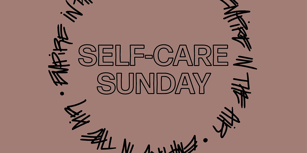 Self-Care Sunday with Daily Piece