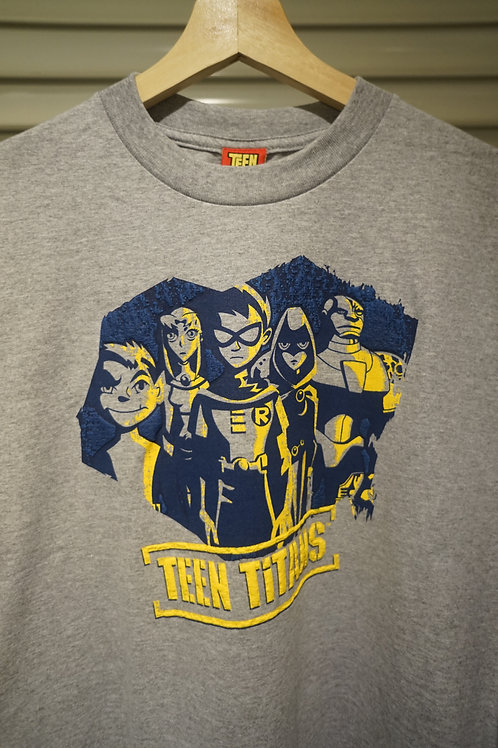 Teen Titans Tee Youth XL - @shop.aljhecia