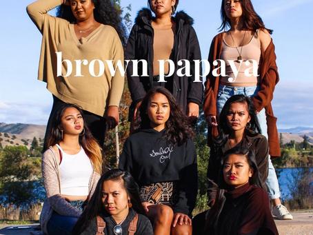 Sunkissed by Brown Papaya