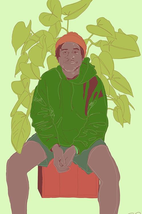 Black Boy Joy - Nimah Gobir (she/her)