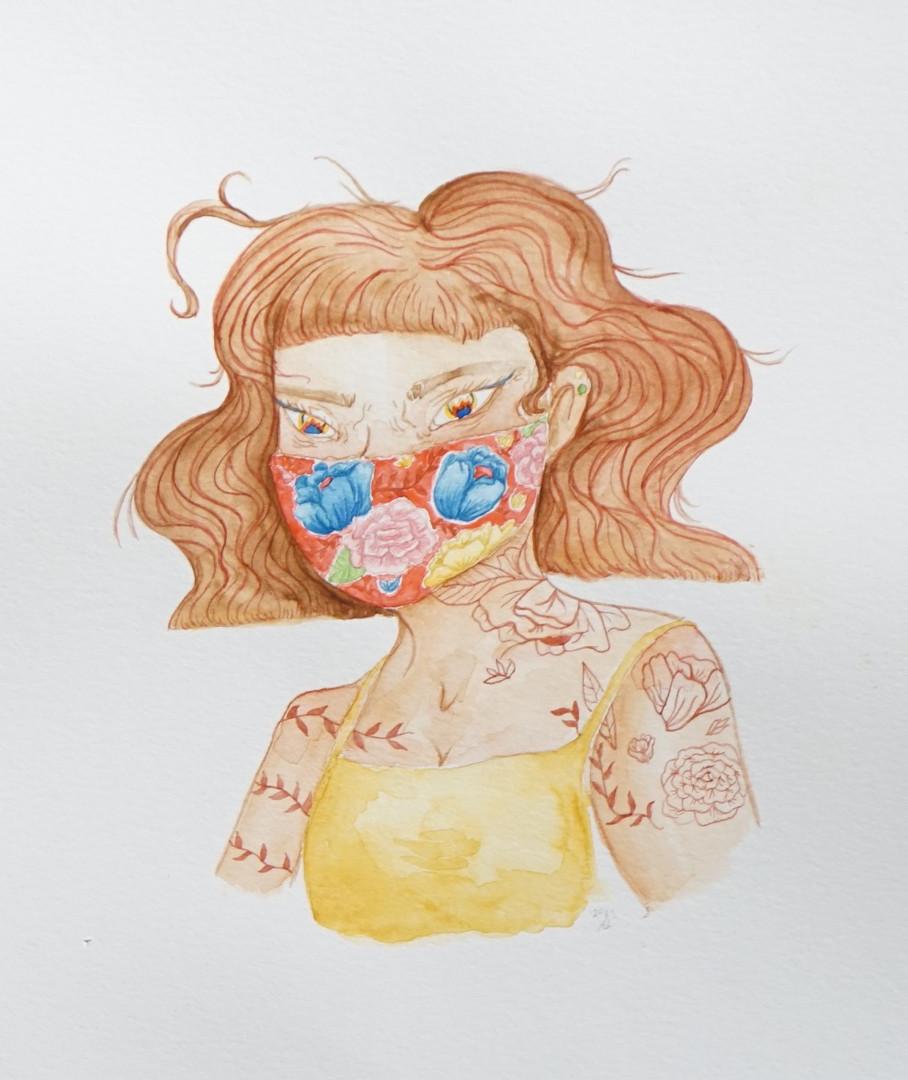 Masked - Stephanie Acedillo (she/her)