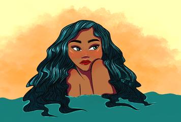 Wave Girl - Lyanne de Leon Teopaco (she/they/iya/siya)
