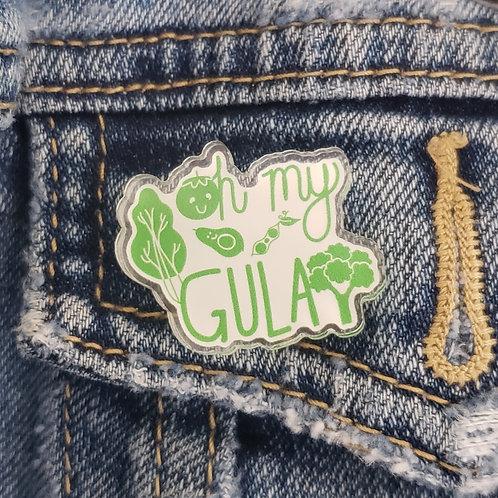 oh my gulay Pin - Littlehoneyvee